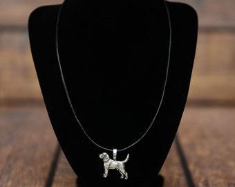 Beagle , dog necklace, limited edition, extraordinary gift, ArtDog
