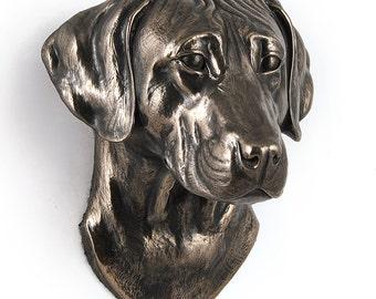 Rhodesian Ridgeback, dog hanging statue, limited edition, ArtDog