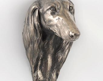 Saluki, dog hanging statue, limited edition, ArtDog