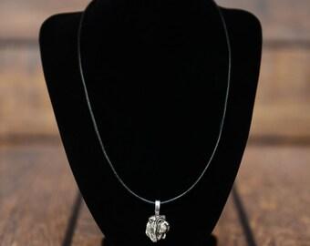 Shar-Pei , dog necklace, limited edition, extraordinary gift, ArtDog