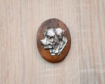 Tosa, dog clipring, dog show ring clip/number holder, limited edition, ArtDog