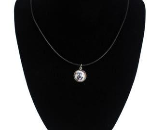 Caucasian Shepherd Dog, pendant for people who love dogs. Photojewelry. Handmade.