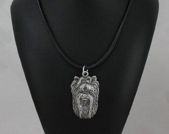 Yorkshire Terrier, dog necklace, limited edition, ArtDog