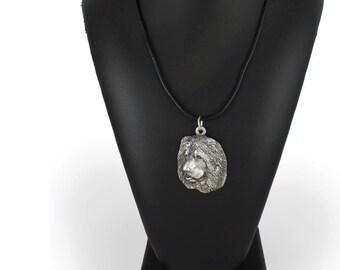 Caucasian Shepherd Dog, dog necklace, limited edition, ArtDog