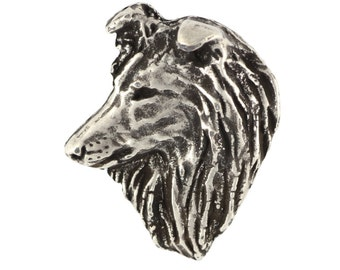 Sheltie, dog pin, limited edition, ArtDog