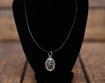 Yorkshire Terrier, dog necklace, medallion, limited edition, extraordinary gift, ArtDog