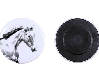 Magnet with a horse - Irish Sport Horse