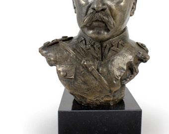 Józef Piłsudski, famous polish people, limited edition, ArtDog