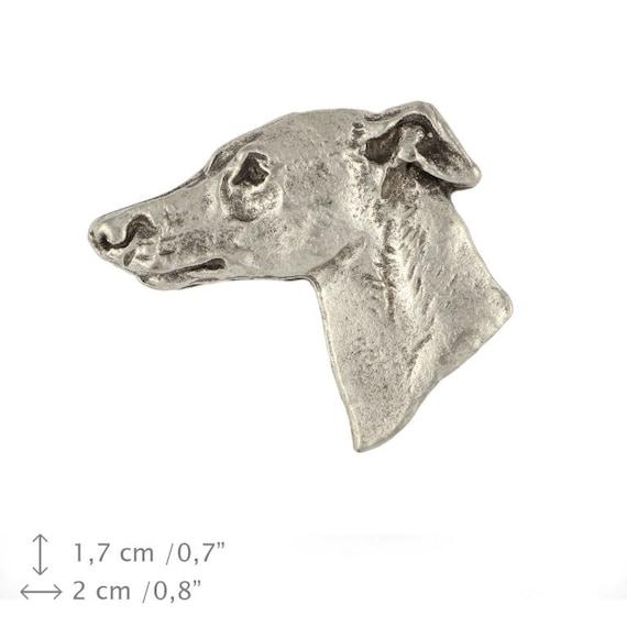 Anhänger Schlüsselanhänger Windhund Windspiel Greyhound Bettelarmband Hund Dog
