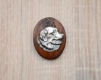 Leoneberger, dog clipring, dog show ring clip/number holder, limited edition, ArtDog