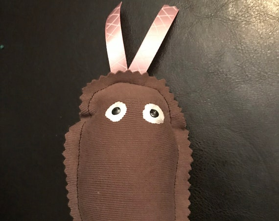 Brown Oval Cat Toy
