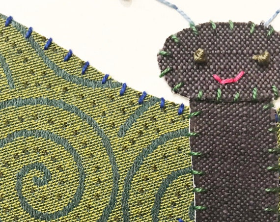 Butterfly #10 Fabric Wall Art