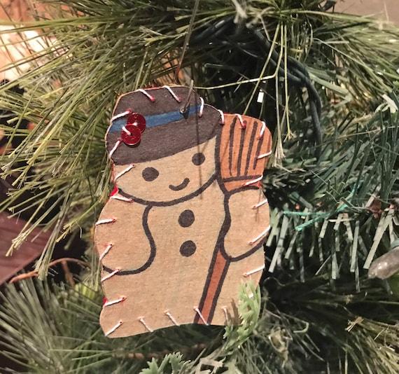 Frosty Ornament #2