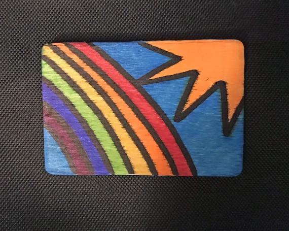 Rainbow Magnet #3 Original Illustration