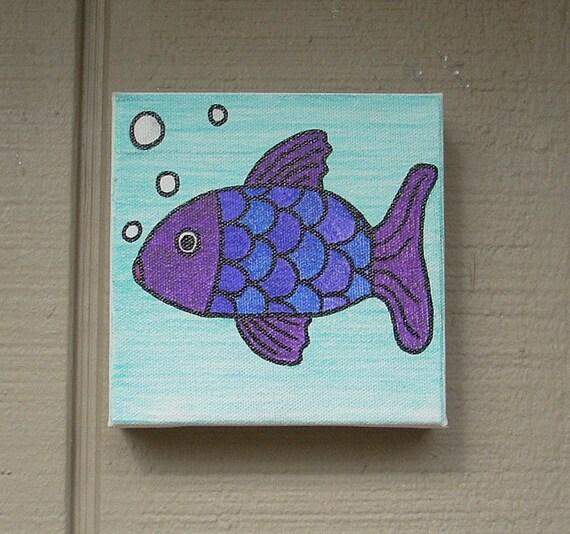 Fish Pet Portrait #1 Drawn Art