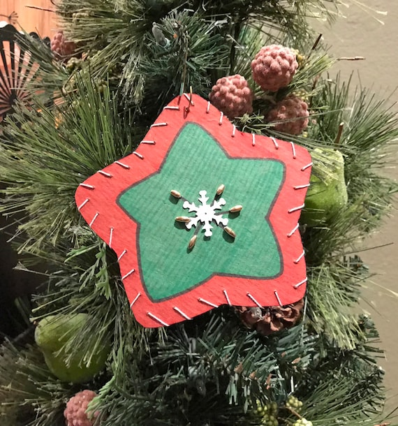 Star Ornament #5