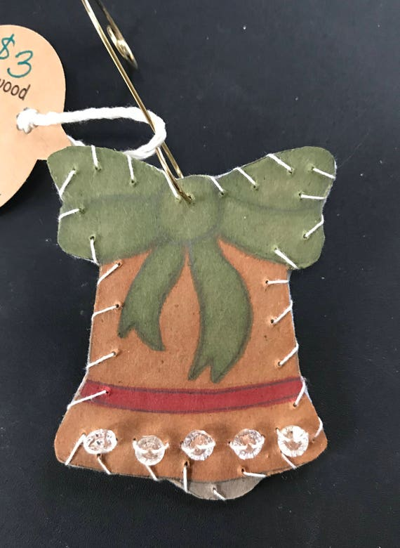 Small Bell Ornament 1 2017