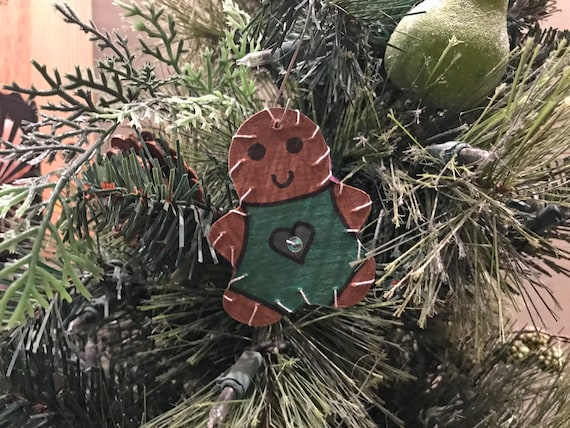 Small Gingerbread #3