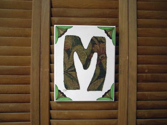 Initial M #1