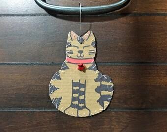 Ornament-Large Cat #14-Cat Friendly!