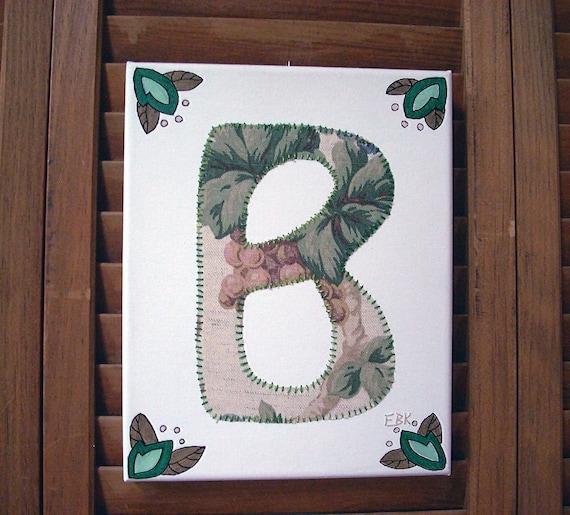 Initial B #1