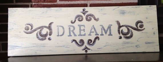 Dream Salvage Art Sign