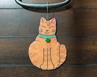 Ornament-Large Cat #13-Cat Friendly!