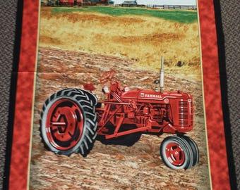 Farmall Tractor Panel