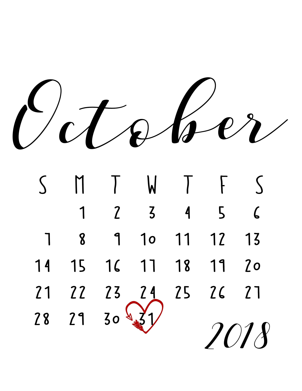 october 2018 baby announcement calendar birth announcement ideas digital download baby due date calendar printable