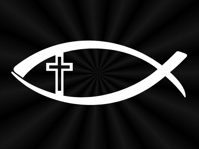 Христианская рыба картинки