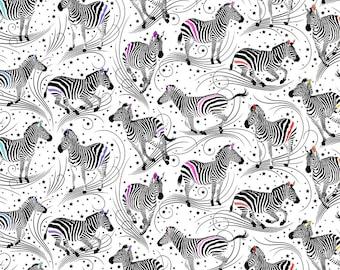 Tula Pink for Free Spirit - Linework Read Between The Lines Paper (Half metre)