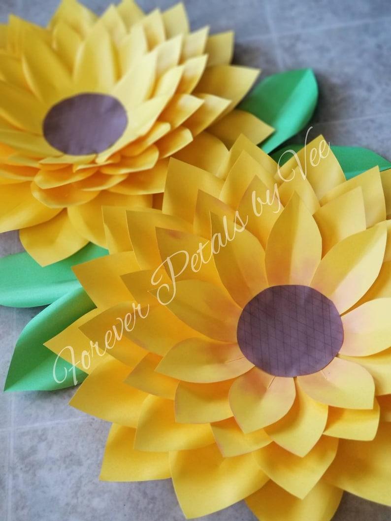 Sunflower pdf the