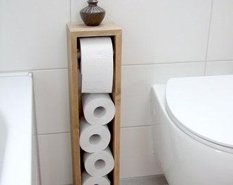 Toilettenpapierhalter, Toilettenpapierständer, Klopapierhalter