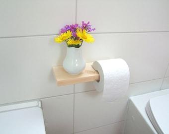 Toilet paper holder, Klorollen holder