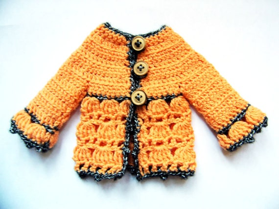 Pdf Crochet Pattern For 13 Doll Clothes Roseline Etsy