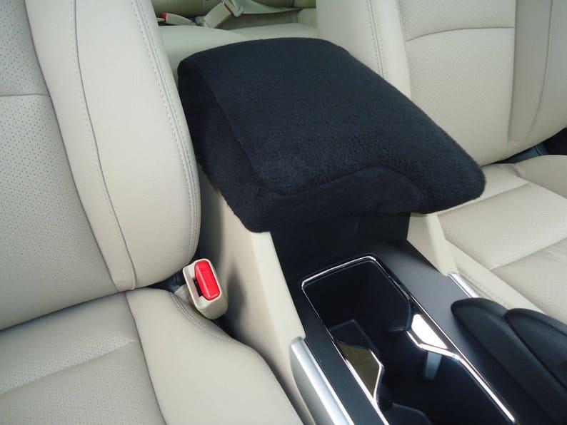 Custom Fit Subaru Crosstrek 2018-2019 Fleece Center Armrest Console Lid  Cover will Protect and Renew H2