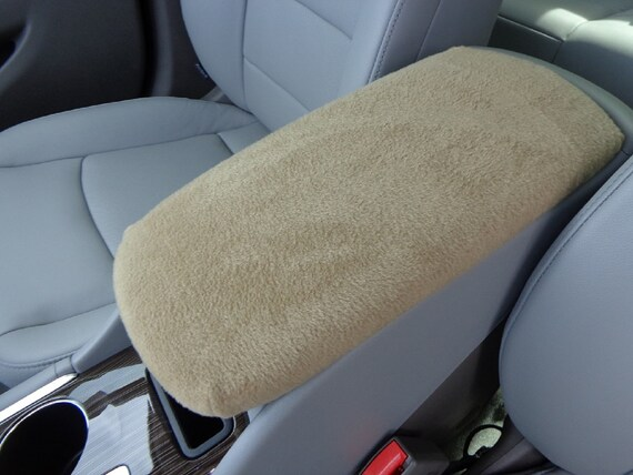 Fits Toyota Rav4 2019 Faux Leather Center Armrest Console Lid Cover USA Made Z1
