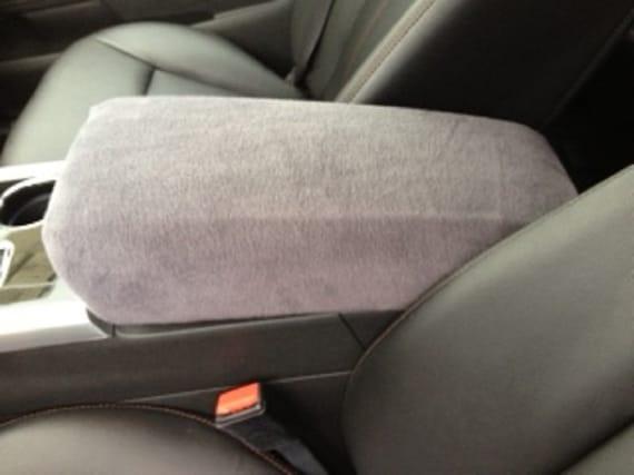 Toyota Avalon 2015-17 Faux Sherpa Center Armrest Console Cover B1 Fits Avalon