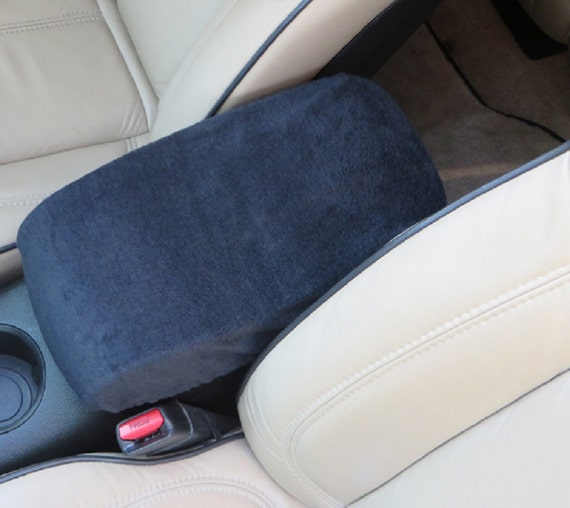 Fits Kia Optima 2012-2014 Fleece Center Console Armrest Lid Cover D3