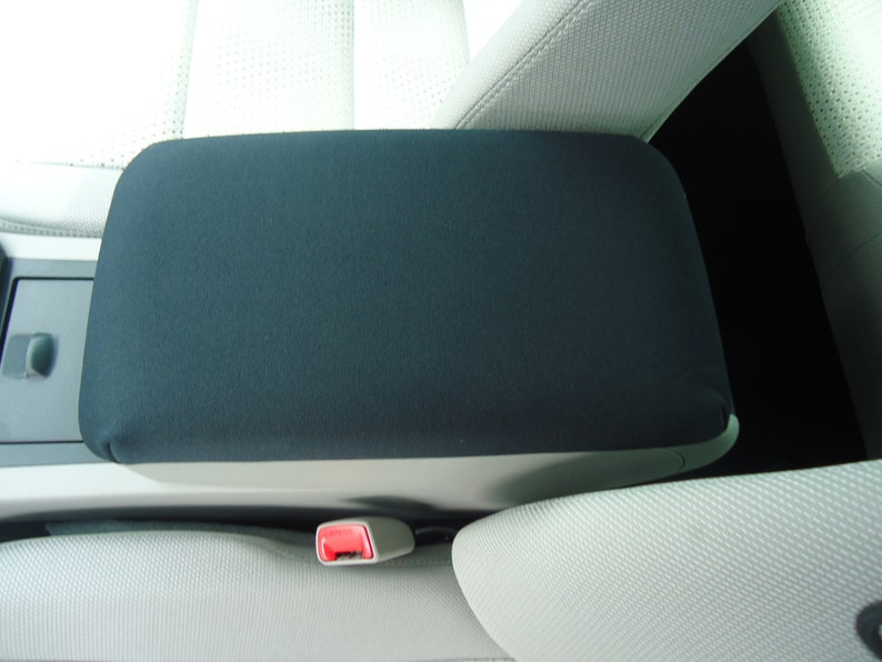 Fits Mazda CX7 2007-2012 Neoprene Center Console Lid Cover will Protect New or Restore Worn Out Consoles F4NEO