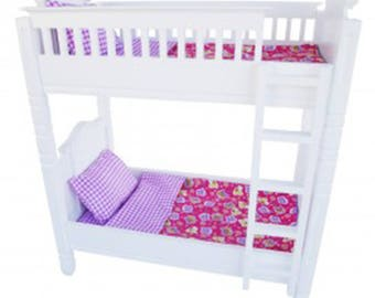 Doll Bunk Beds Etsy