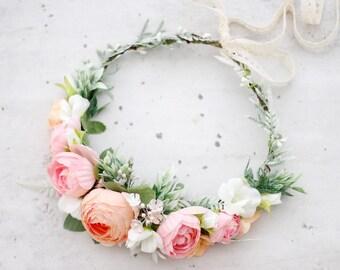 Blumenkranz Hochzeit Etsy