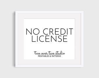 No Credit License / Commercial Use / Single Product / Clipart / Digital Paper / Digital Print / Printable Greeting Card / SVG