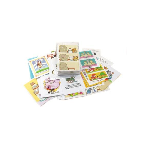 Ultimate Value Bulk Set Of Birthday Cards 48 Card
