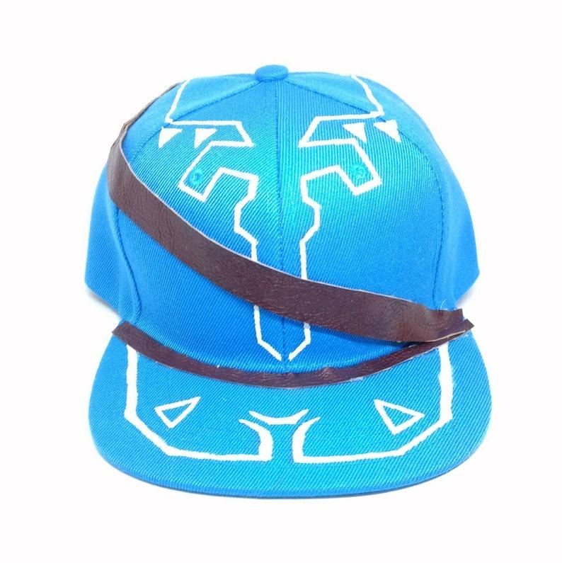 Breath of the Wild Sheikah Eye Baseball Cap Hat Snapback