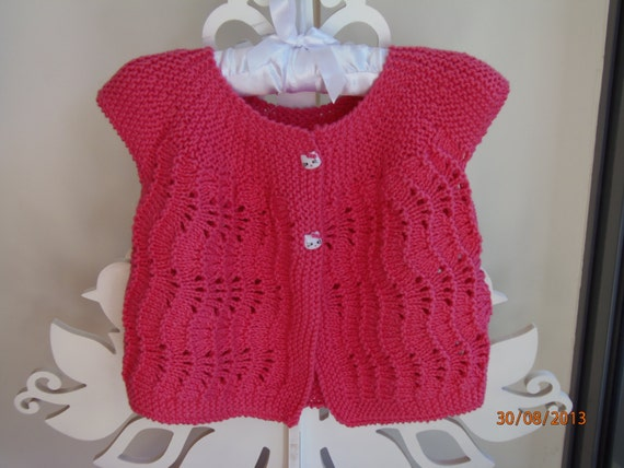 bef840915b15 PDF Aussie Swing Simple one piece knitting pattern for a A