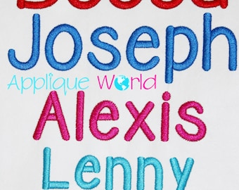 Alexis Embroidery Font-BX Font