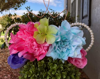 Floral Pearl Princess Ears