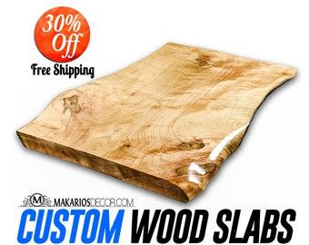 rough sawn.wood slab.hanging shelf.large wood plank.cedar slab.wood for shelf.wood slice.raw materials.wood.boards.planks.table (Wood Slab)