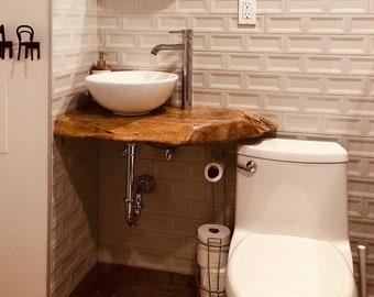 Awesome Bathroom Vanity Etsy Download Free Architecture Designs Parabritishbridgeorg